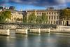Pont des Arts (michael.berlin) Tags: paris pontdesarts