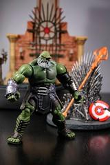 Ultimate Maestro (Age of the Dark Reign) Tags: marvellegends toybiz darkhorse mcfarlanetoys gameofthrones