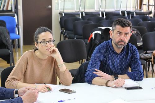Reunión con agripoolers Acodea. 08-03-2017 (Valencia)
