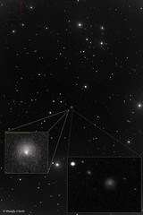 Comet 174P/Echeclus 20 Dec 2017 (twinklespinalot) Tags: comet 174pecheclus astronomy astrometry
