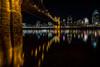 Cincinnati Cityscape - John Roebling Bridge (RCorsmeier) Tags: john roebling bridge suspension cincinnati ohio