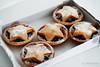 20171223-01-Fruit mince tarts from Summer Kitchen_ (Roger T Wong) Tags: 2017 australia canon100f28macro canonef100mmf28macrousm hobart iv metabones rogertwong smartadapter sonya7ii sonyalpha7ii sonyilce7m2 summerkitchen tasmania fruitmincepies