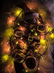 Eneko en navidad (Gorka Zapata) Tags: navidad bebe newborn christmas baby