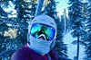 Skiing with my Daughter (jurvetson) Tags: northstar lake tahoe skiing snow holidays xmas
