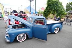 1948 Chevrolet (bballchico) Tags: 1948 chevrolet pickuptruck custom chopped sectioned ronbeard loisbeard goodguyspacificnwnationals carshow awardwinner builderschoiseaward