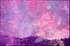(✞bens▲n) Tags: pentax lx kodak elitechrome400 zeiss 35mm f24 film analogue slide expired multiexposure flower volcano asama mountain evening