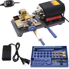 500W Beads Pearl Drilling Machine Drills Hole Punch Jewelry Making Tool (1014207) #Banggood (SuperDeals.BG) Tags: superdeals banggood jewelry watch 500w beads pearl drilling machine drills hole punch making tool 1014207