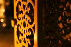 Redux 2017 (Martha VFS) Tags: 7dwf redux2017myfavoritethemeoftheyear redux2017 yellow litbycandlelight candlelight sidelit macro macromondays
