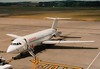 Loganair 1-11 (Gerry Rudman) Tags: bac bae 111 one eleven loganair edinburgh g azuk 476fm