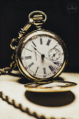 IMG_4741logo (Annie Chartrand) Tags: watch pocketwatch time waltham macro gold jewelry number face dial antique vintage hands circle