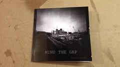 mind the gap (danielesandri) Tags: mindthegap londra london england inghilterra forostenopeico pinhole book pinkiev blurb