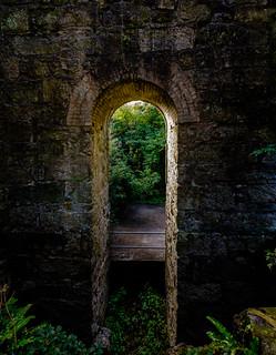 Killifreth Mine, Cornwall.
