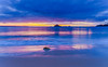 Dawn Seascape with Silhouettes (Merrillie) Tags: daybreak landscape nature dawn mountains water newsouthwales sea nsw sun batemansbay beach ocean southcoast waterscape scenery coastal island sunrise seascape australia coast clouds snapperisland