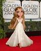 Red carpet glam. (dollstudio92) Tags: globe golden awards couture haute yasmin celeb movie hollywood carpet red collector doll bratz