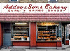 Laurence Addeo of Addeo Bakers happened to call into Midday on WNYC radio when we were guests of the Midday show (James and Karla Murray Photography) Tags: storefront disappearingfaceofnewyork ahistorypreserved