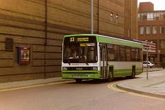 CROSVILLE SLC36 E36EVW (bobbyblack51) Tags: crosville slc36 e36evw leyland lynx colchester 36 chester 1995