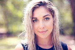 Kari - Emerald Creek (Rob Harris Photography) Tags: face portrait pretty nature naturallight