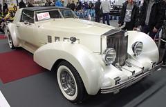 Homebuilt Neoclassic Car (Schwanzus_Longus) Tags: essen motorshow german germany old classic vintage neoclassic coupe coupé targa t top mm design