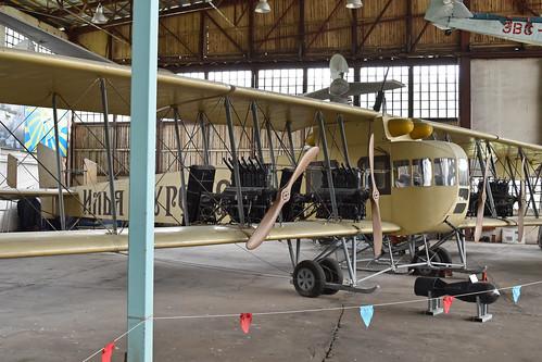 Sikorsky S-22 Ilya Muromets - Monino