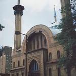 Wilkes-Barre  Pennsylvania - Irem Temple Mosque - Shriners Headquarters  -  Now Abandon  - Historic thumbnail