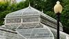 Allan Gardens Children's Conservatory, 1932  - Downtown East, Toronto. (edk7) Tags: nikond3200 edk7 2014 canada ontario cityoftoronto parksforestryrecreationdivision allangardenschildrensconservatory1932 greenhouse conservatory formeruniversityoftorontogreenhouse architecture building oldstructure glass lattice steelwork ironwork