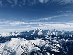 (victorialoisance) Tags: mountain winter hiver balme laclusaz clusaz hautesavoie alps alpes sky clouds snow neige landscape beautiful france montblanc
