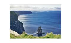 Cliffs of Moher (rafischatz... www.rafischatz-photography.de) Tags: needle westcoast atlantic crag