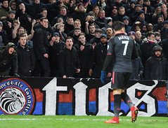 Crystal Palace v Arsenal - Premier League (Stuart MacFarlane) Tags: englishpremierleague sport soccer clubsoccer soccerleague london england unitedkingdom gbr