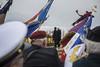 2017-11-10: France, Vosges, Inauguration de l'Historial franco-allemand de Hartmannswillerkopf (Elysée - Présidence de la République) Tags: recueillement premièreguerremondial mémorial ancienscombattants