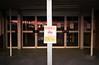 駐輪禁止 (hidesax) Tags: 駐輪禁止 nobicycleparking entrance old movie theater closed kawagoe saitama japan hidesax leica m240 voigtlander ultron 35mm f17