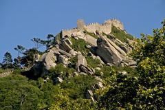 Fortaleza de Sintra - Lisboa (Alphonso Mancuso) Tags: castillo fortaleza sintra lisboa portugal europa