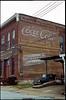 Coca Cola, Spearmint, & Fidelity Flour (greenschist) Tags: soldeverywhere kodagold200 usa missouri deliciousandrefreshing spearmint boonville fidelityflour supertakumar55mmf18 asahipentaxspotmaticii cocacola film analog