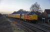 Low light (DieselDude321) Tags: 37116 37254 class 37 colas rail 1q86 1051 peterborough lip derby rtc network bessacarr junction doncaster south yorkshire