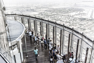 At the Top level 148 observation deck