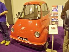 628 Scootacar Mk.I (1962) (robertknight16) Tags: scootacar british 1960s mocrocar bubblecar hunslet nec 679nbj