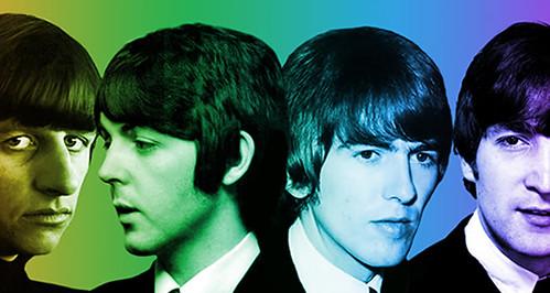 The Beatles fan photo