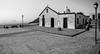 Chiesa Vecchia (Benellissimo) Tags: eolie quattropani sicilia italia it lipari chiesa black white bn panorama landscape estate