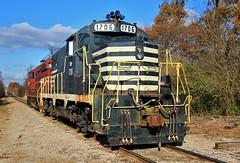 567 Nation (BravoDelta1999) Tags: chesapeakeandindiana ckin railroad peremarquette pm railway co chesapeakeandohio wellsboro indiana emd gp16 1706 sdm 811 sd18 elginjolietandeastern eje duluthmissabeandironrange dmir indianaboxcar ibcx grain train