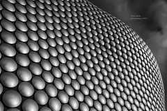 Bullring (handmiles) Tags: mono monochrome blackandwhite bw birmingham bullring selfridges city architecture circles building structure outdoor outside out westmidlands sony sonya77mark2 sonya77m2 tamron tamron18270mm mileshandphotography2017