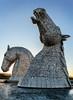 Scotland's Kelpies (William MacGregor) Tags: scotland scottish falkirk landmark kelpies art artistic macgregorwilliam sculpture sculptures horse head damncool outdoor twop twtp ngc travel landmarks 5d canon dslr