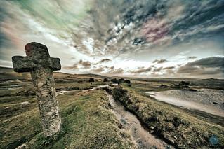 Windy Post Dartmoor
