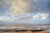 Whitstable (Lee-Anne Evans) Tags: whitstable kent uk coast beach sand december 2017 canon1300d clouds bluesky puddles hdr