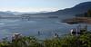 boats on the bay (n.a.) Tags: english bay vancouver bc canada canoe kayak boats sea burrard inlet
