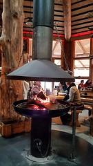 Hasselfelde - Kaminfeuer im Stemberghaus im Harz (ohaoha) Tags: europa europe deutschland germany alemania sachsenanhalt harz hasselfelde stemberghaus harzköhlerei köhlerhütte meiler