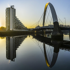 Clyde reflections. (iancook95) Tags: