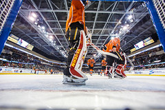 """Kansas City Mavericks vs. Colorado Eagles, December 16, 2017, Silverstein Eye Centers Arena, Independence, Missouri.  Photo: © John Howe / Howe Creative Photography, all rights reserved 2017. • <a style=""""font-size:0.8em;"""" href=""""http://www.flickr.com/photos/134016632@N02/27360158999/"""" target=""""_blank"""">View on Flickr</a>"""