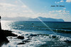 postcard from far away VIII (ambcroft) Tags: landscape paesaggio sea mare aspra sicily sicilia italy italia holiday vacanza travel viaggio travelling viaggiare memories ricordi nikon nikond3000