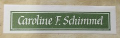 Penn Libraries Schimmel Fiction 4219: Bookplate/Label (Provenance Online Project) Tags: pennlibraries pennlibrariesschimmelfiction4219 schimmelfictioncollection sigourneylhlydiahoward17911865 traitsoftheaboriginesofamerica cambridgemass 1822 fromtheuniversitypress bookplatelabel insidefrontcover schimmelcarolinef
