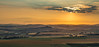 Stolpen und Umgebung (matthias_oberlausitz) Tags: stolpen oberlausitz elbsandsteingebirge umgebung sachsen burg ruine berg heisluftballon himmel sonnenaufgang