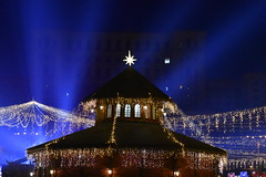 Bucharest Christmas Market 2017 (WT_fan06) Tags: bucharest bucuresti christmas market targ craciun artsy aesthetic night noapte light lumina brad tree tradition traditional happynewyear newyear 2017 iarna winter city nikon d3400 santa claus romania